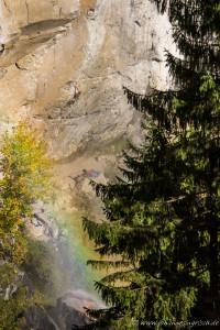 Schleier Wasserfall,